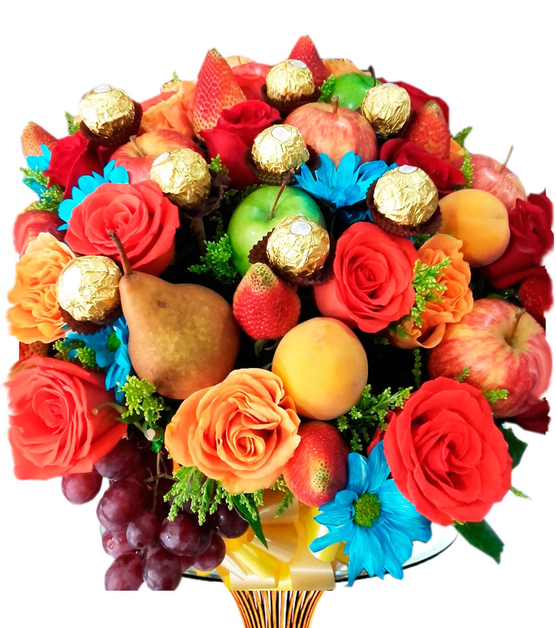 Bouquet Explosión Frutas