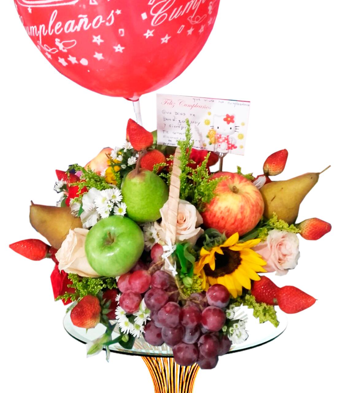 Bouquet Detalle Frutal