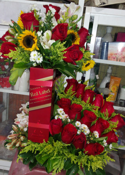 BUQUET RED LABEL